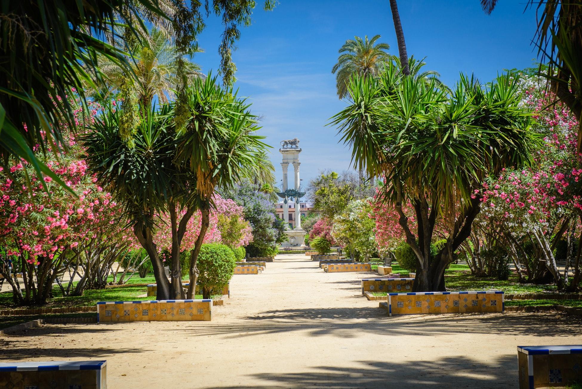 Jardin espagnol
